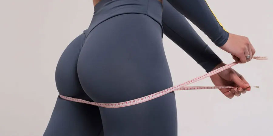 BIGGER BUTT WITHOUT IMPLANTS