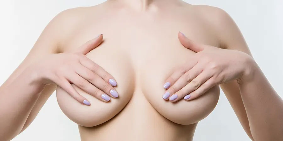 BREAST AUGMENTATION AND NIPPLE SENSITIVITY