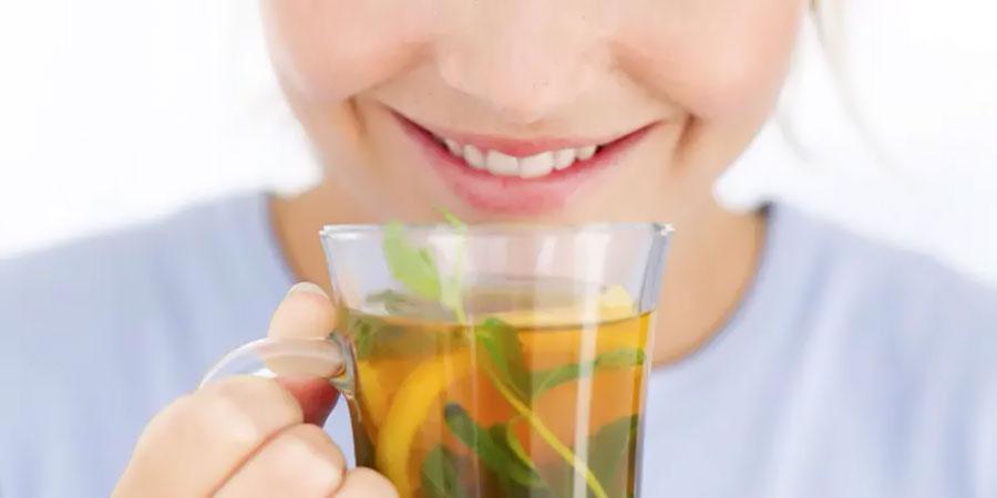 GREEN TEA BEFORE PLASTIC SURGERY